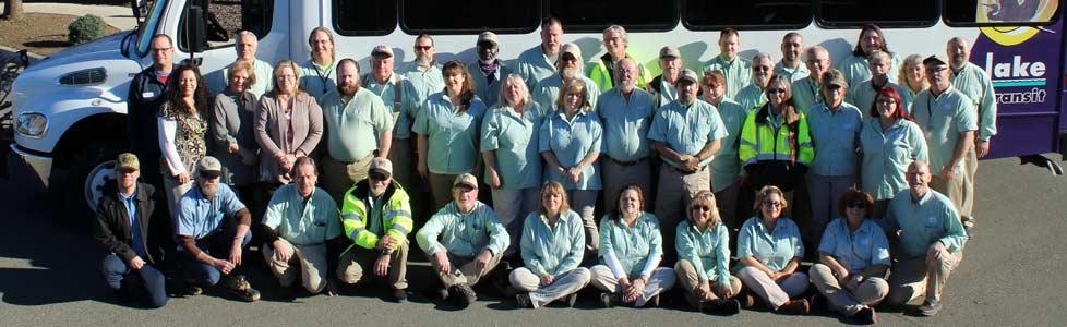 Slide – Lake Transit Team