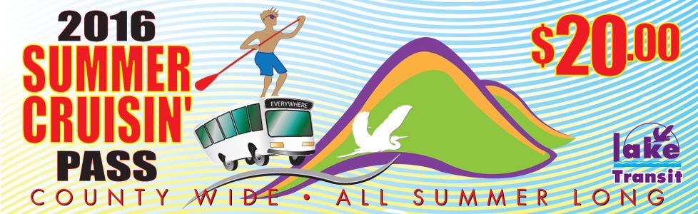 Summer Cruisin' Pass On Sale Now!